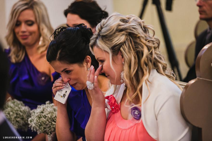 svatební fotografie ve Slezku - družičky