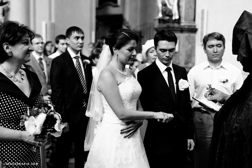 emoce svatebního obřadu