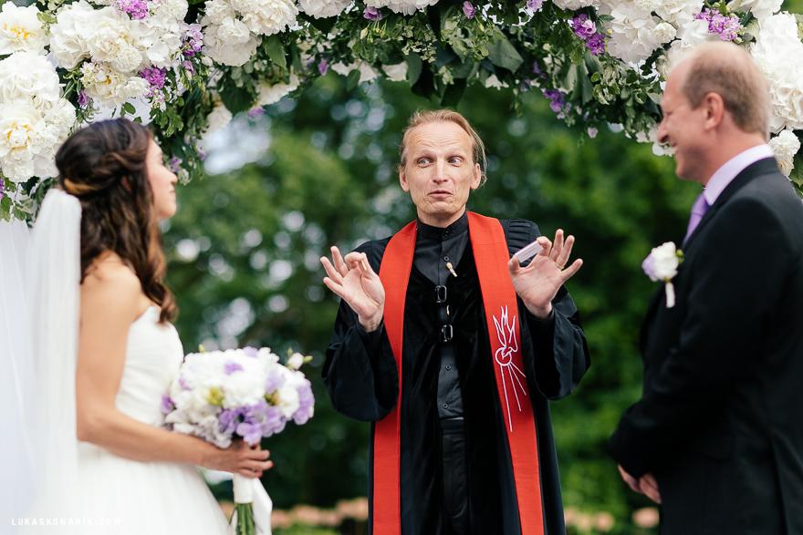 svatební momenty