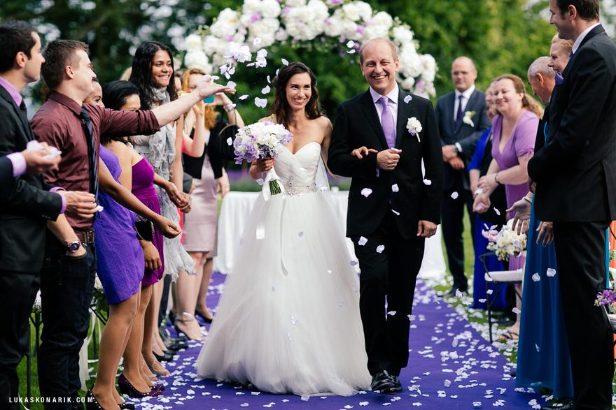 Nejlepší svatební fotografie v Chateau Mcely