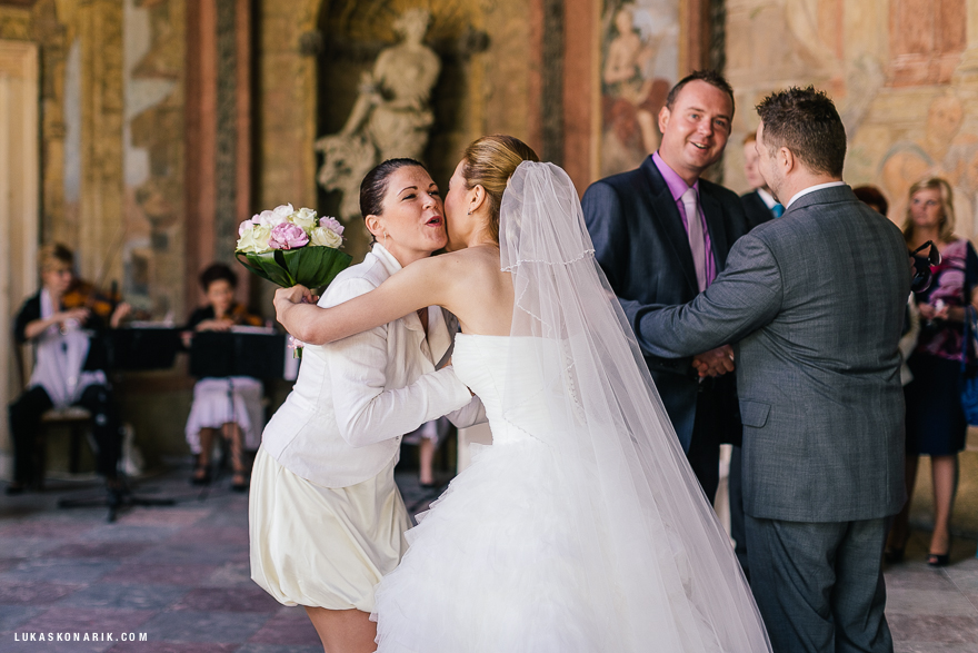 svatba v salla terena vrtbovské zahrady