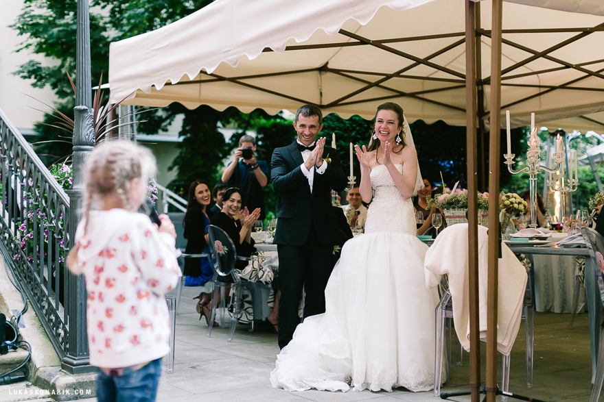 svatební fotografie oslavy